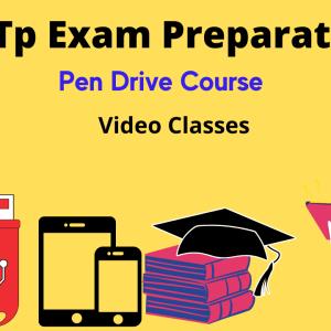 GSTp Exam Preparation ( Pen Drive Course )